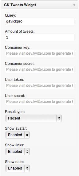 gk-tweets-widget